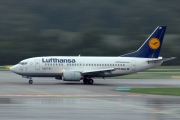 D-ABJE, Boeing 737-500, Lufthansa