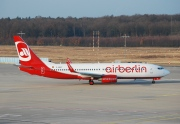 D-ABKC, Boeing 737-800, Air Berlin
