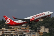 D-ABKH, Boeing 737-800, Air Berlin
