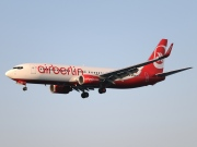 D-ABKO, Boeing 737-800, Air Berlin