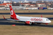 D-ABMD, Boeing 737-800, Air Berlin