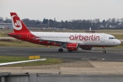 D-ABNE, Airbus A320-200, Air Berlin