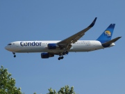 D-ABUC, Boeing 767-300ER, Condor Airlines