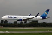 D-ABUE, Boeing 767-300ER, Condor Airlines