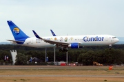 D-ABUH, Boeing 767-300, Condor Airlines