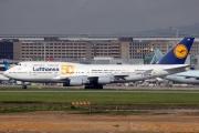 D-ABVH, Boeing 747-400, Lufthansa