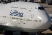 D-ABVU, Boeing 747-400, Lufthansa