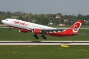 D-ABXC, Airbus A330-200, Air Berlin