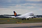 D-ABYO, Boeing 747-8 Intercontinental, Lufthansa