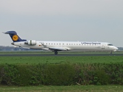 D-ACKA, Bombardier CRJ-900LR, Lufthansa CityLine