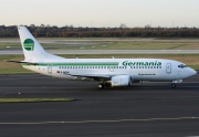 D-ADIH, Boeing 737-300, Germania