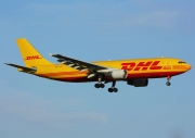 D-AEAG, Airbus A300B4-600RF, European Air Transport (DHL)