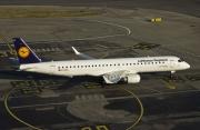 D-AEBS, Embraer ERJ 190-200LR (Embraer 195), Lufthansa CityLine