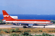 D-AERT, Lockheed L-1011-500 Tristar, LTU International Airways