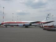 D-AFHG, Boeing 707-400, Hamburg Airport
