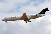 D-AFKF, Fokker F100, Contact Air