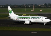 D-AGEE, Boeing 737-300, Germania
