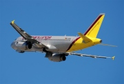 D-AGWA, Airbus A319-100, Germanwings