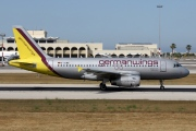 D-AGWB, Airbus A319-100, Germanwings