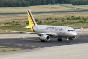 D-AGWC, Airbus A319-100, Germanwings