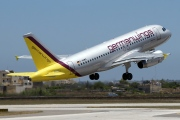 D-AGWD, Airbus A319-100, Germanwings