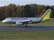 D-AGWG, Airbus A319-100, Germanwings
