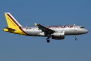 D-AGWK, Airbus A319-100, Germanwings