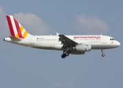 D-AGWL, Airbus A319-100, Germanwings