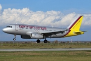 D-AGWM, Airbus A319-100, Germanwings