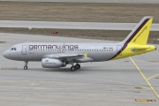D-AGWO, Airbus A319-100, Germanwings