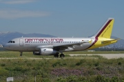 D-AGWP, Airbus A319-100, Germanwings