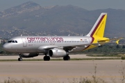 D-AGWR, Airbus A319-100, Germanwings