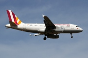 D-AGWT, Airbus A319-100, Germanwings