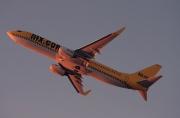 D-AHFS, Boeing 737-800, Hapag-Lloyd Express