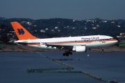 D-AHLA, Airbus A310-300, Hapag Lloyd