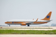 D-AHLK, Boeing 737-800, Hapag-Lloyd Kreuzfahrten