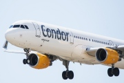 D-AIAF, Airbus A321-200, Condor Airlines