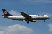 D-AIAI, Airbus A300B4-600, Lufthansa