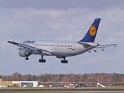 D-AIAL, Airbus A300B4-600, Lufthansa