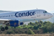 D-AICD, Airbus A320-200, Condor Airlines