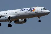 D-AIDG, Airbus A321-200, Lufthansa