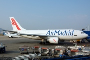D-AIDH, Airbus A310-300, Air Madrid
