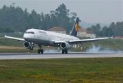 D-AIDL, Airbus A321-200, Lufthansa