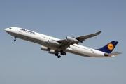 D-AIFC, Airbus A340-300, Lufthansa