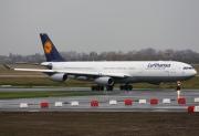 D-AIFE, Airbus A340-300, Lufthansa