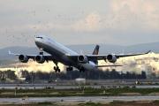 D-AIHL, Airbus A340-600, Lufthansa