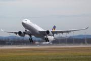 D-AIKB, Airbus A330-300, Lufthansa