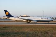 D-AIKD, Airbus A330-300, Lufthansa