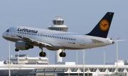 D-AILC, Airbus A319-100, Lufthansa