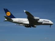 D-AIMA, Airbus A380-800, Lufthansa